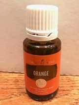 Young Living Orange 100% Pure Essential Oil, New and Sealed 15ml - $14.24