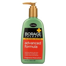 Shikai Borage Therapy Advanced Formula Fragrance Free - 8 fl oz - $15.33