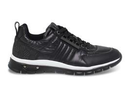 Sneakers Cesare Paciotti 4US WU4 N in black nylon - Men's Shoes - $279.30