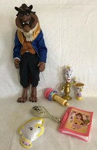 """Beast Disney Doll Beauty and the Beast 12.5"""" Jointed Poseable Chip Ring ... - $24.99"""