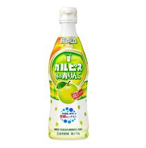 Calpis lactic acid bacteria Dilution Concentrate Apple Milk Drink Bottle JP - $8.68