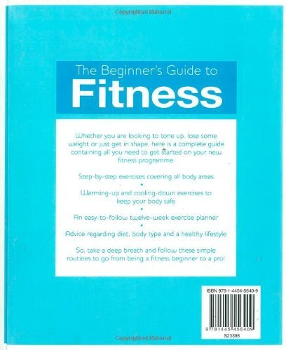 Beginner's Book of Fitness [Dec 18, 2011]