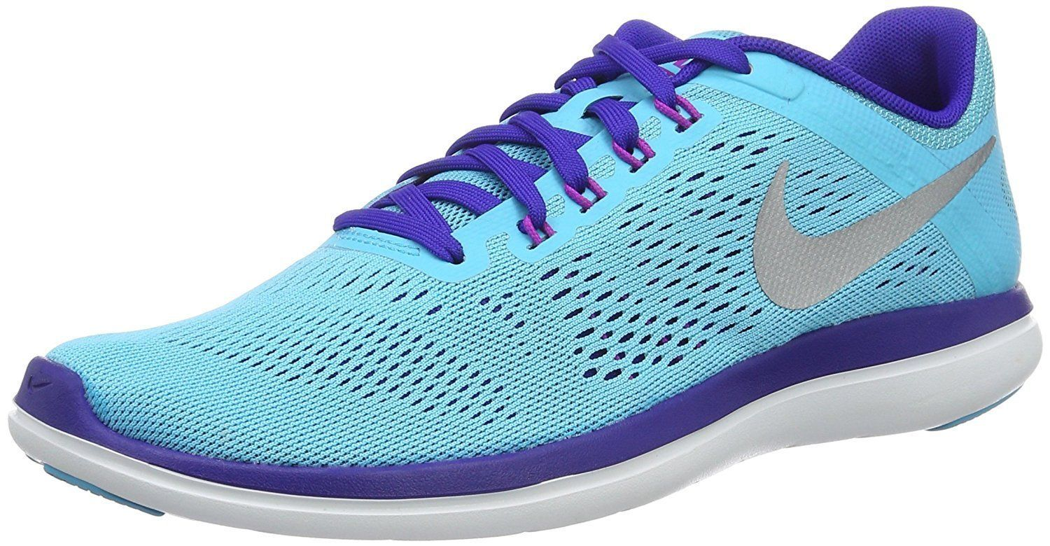 best cheap 57fb9 85342 Women s Nike Flex 2016 RN Running Shoes, 830751 400 Mult Sizes Gamma Blue  Concor