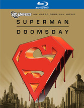 Superman Doomsday (Blu-Ray/Special Edition)