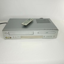 RCA DRC6200N Video Cassette Recorder VHS DVD Player Combo Tested Working Remote - $99.06