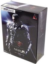 NIB Superman Man of Steel Play Arts Kai General Zod Figure Square Enix - $49.45