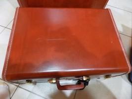 """Vtg Samsonite Shwayder Bros 20"""" Hardcase Suitcase Home Decor End Table Night (12 - $28.71"""