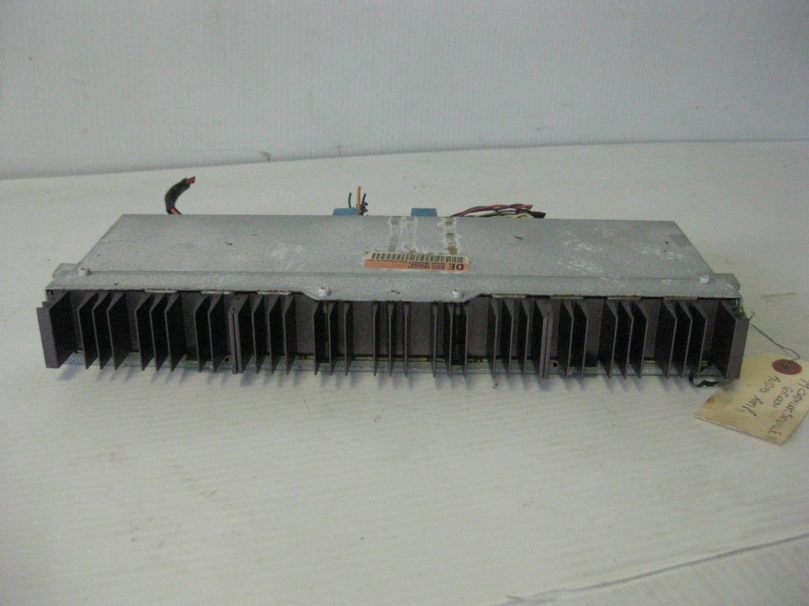 Cadillac Deville 1999 Audio Amplifier OEM