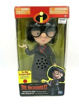 Disney Pixar The Incredibles 2 Interactive Edna Action Figure - New in Box - $98.95