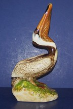 "VINTAGE THE TOWNSENDS CERAMIC PELICAN HAND PAINTED 10 1/4"" FIGURINE DATE... - $71.52"