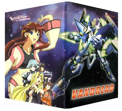 Primary image for Vandread: Stages 1-2 Complete Series Box Set DVD Brand NEW!