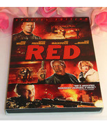 RED DVD Special Edition Bruce Willis Morgan Freeman John Malkovich Helen... - $19.99