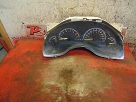 97 99 00 01 02 03 98 Pontiac Grand Prix GT speedometer instrument gauge ... - $24.74