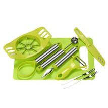 Carving Tool Set 8 in 1 Creative Fruits and Vegetable Cutter Kitchen Par... - $23.99