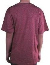 LRG Mens Maroon Red Don'T Do Drugs Smoke Weed Marijuana T-Shirt Medium NWT image 2