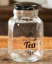 Vintage Kitchen Glass Jars - Glass and ceramic - Give Your Countertop A ... - $31.44
