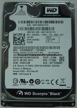 "NEW 250GB SATA WD WD2500BEKT 2.5"" 9.5MM Hard Drive Free USA Shipping"