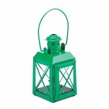GREEN RAILWAY CANDLE LAMP  - $10.99+