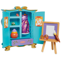 Disney Animators' Collection Rapunzel's Artist Armoire Playset New with Box - $64.67