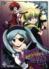 Primary image for Venus Versus Virus: Epidemic Vol. 02 DVD Brand NEW!