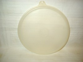 """Tupperware C Seal Lid 6"""" Round #227 Lid SHEER Replacement Parts - $19.99"""