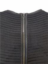 NWT NEW Women Helmut Lang Black Pencil Dress Size 00 image 5