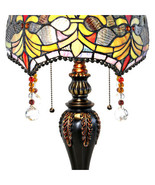 "River of Goods 12533 30.5"" H Stained Glass Beaded Brianne's Table Lamp  - $295.00"