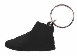 Good Wood NYC Olympic 7 Sneaker Keychain Wht/Red/Blu VII Shoe Key Ring Key Fob image 2