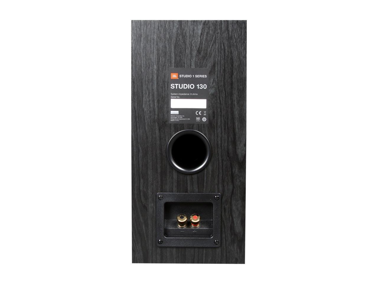 (PAIR )JBL Studio 1 Series Studio 130 Home Audio Speaker image 6