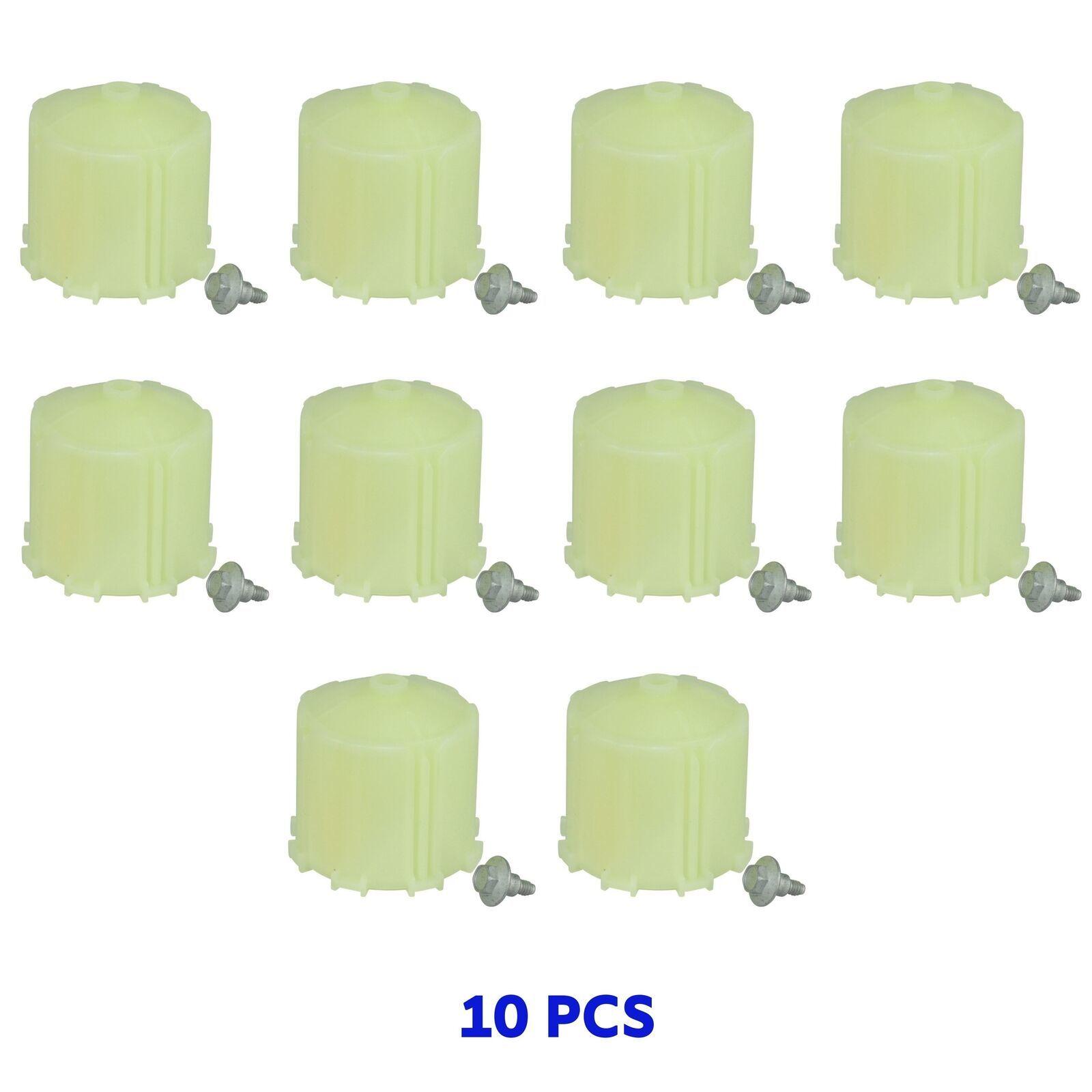 4x WH49X10042 fits GE Agitator Plastic Coupling Coupler AP3964635 PS1517844
