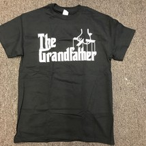 The Grandfather Father Day's Shirt Black T shirt Size S-3XL - $10.73+