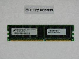 MEM3800-256D 256MB Approved DRAM Memory for Cisco 3800