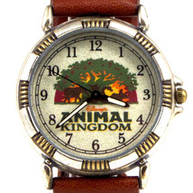 Animal Kingdom Theme Park, Fossil Disney Rare 1998, Limited Edition Watc... - $78.06