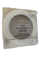 Revlon New Complexion One-Step Compact Cosmetics 01 Ivory Beige Makeup SPF15  - $12.86