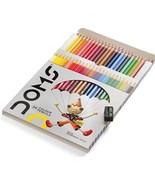 Colored Pencils Soft Core Color Pencil Set for Kids Adult Coloring Books... - $8.07
