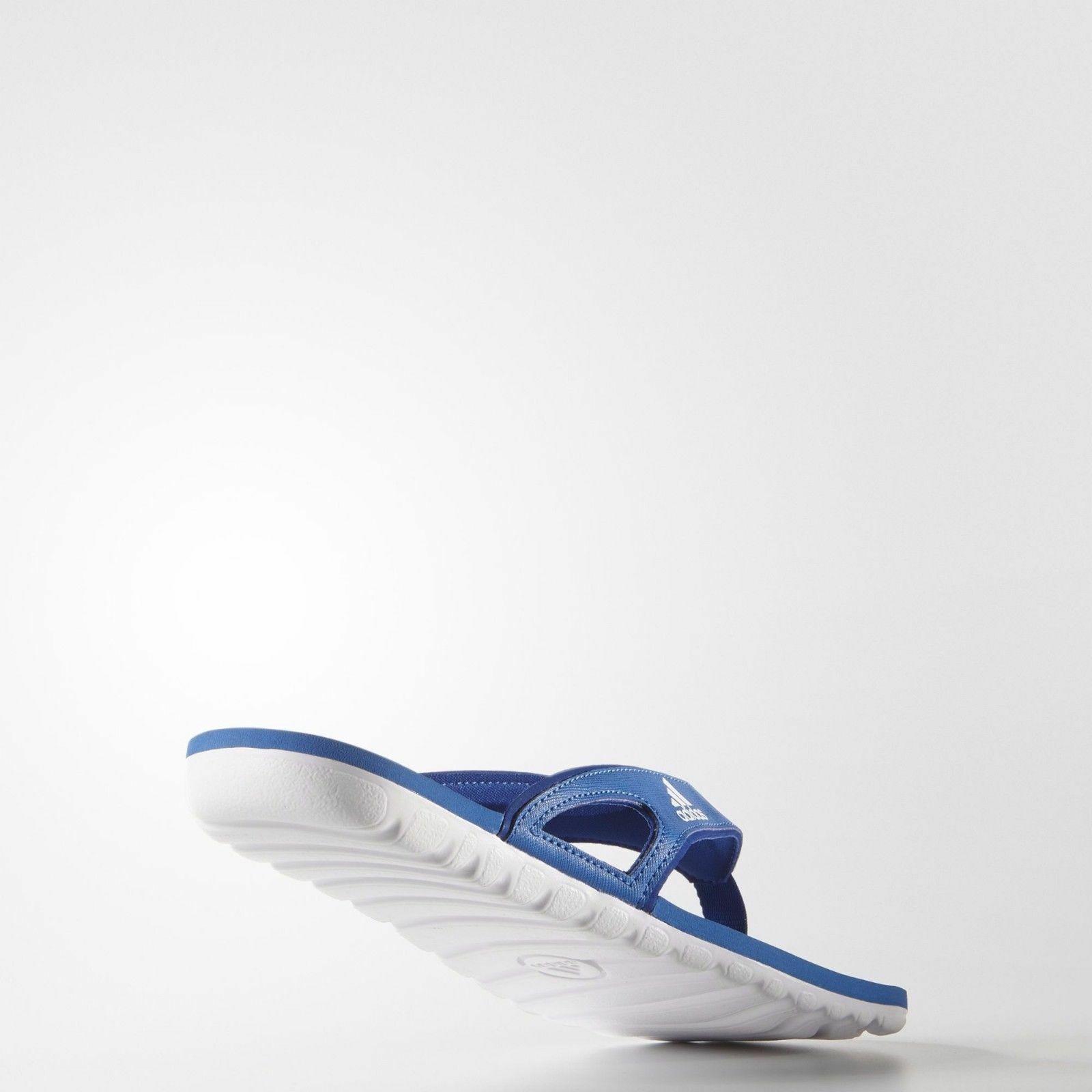 adidas Mens Calo 5 Flip Flops Sandals Pool Beach Shoes Slides image 7