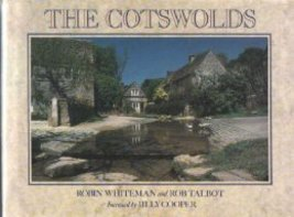 The Cotswolds by Robin Whitman and Rizzoli England 1990 Hardcover  - $4.00