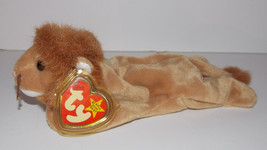 Ty Beanie Baby Roary Plush Lion 9in Stuffed Animal Retired Tag 1996 Wild... - $9.99