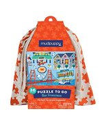 Mudpuppy San Francisco to Go Puzzle, 36 Pieces, Ages 3+, Colorful San Fr... - $9.99