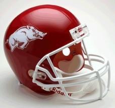 Arkansas Razorbacks Riddell Deluxe Replica Helmet**Free Shipping** - $129.70