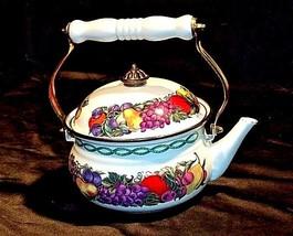 TeaPot AA18-1246 VintageCornuCopia