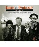 James and the Professor at Home: A Family Adventure in Story and Song [A... - $7.92