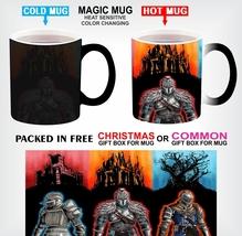"""Magic Color Changing Coffee Mug """" DARK SOULS """"  Christmas Gift P1 - $14.99"""