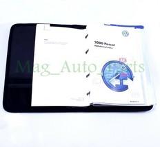 2000 Volkswagen Passat 4dr Owners Manual Complete OEM 00 User Guide Refe... - $13.86