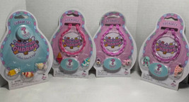 Cha-cha Charms  3 Necklace Sets And One Charm Set With Mystery Glitter C... - $7.60
