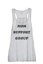 Thread Tank Mom Support Group Women's Sleeveless Flowy Racerback Tank To... - $24.99+