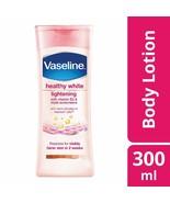 Vaseline Healthy White UV Skin Lightening Body Lotion with B3  300 ml - $19.79