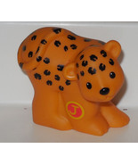 Fisher Price Current Little People jaguar FPLP A To Z Zoo - $3.00