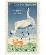 1957 3c Whooping Crane Scott 1098 Mint F/VF NH - $1.17