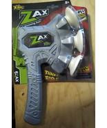 Zax - Zing - The Foam Throwing Ax -Silver - Throw it! Stick it! - FREE S... - $12.99